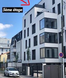 Appartement neuf à Montreuil  avec ascenseur