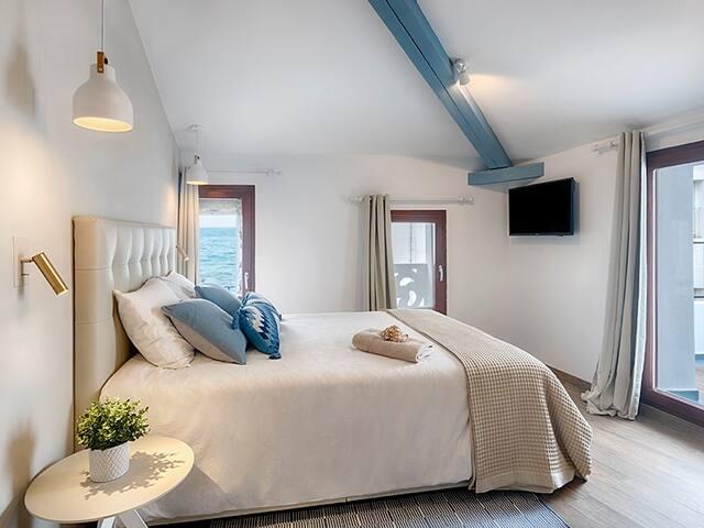 Habitación con Terraza - Nuevo Hostal Altea House