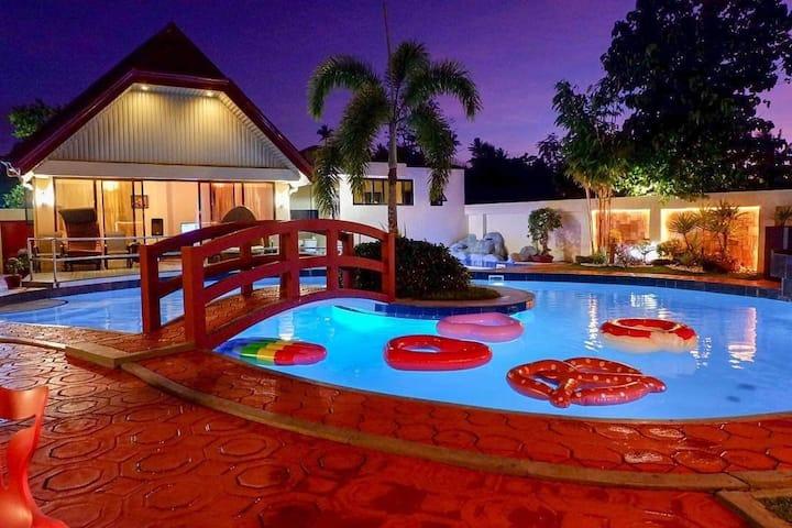 Beautiful private villa in Albay, Bicol