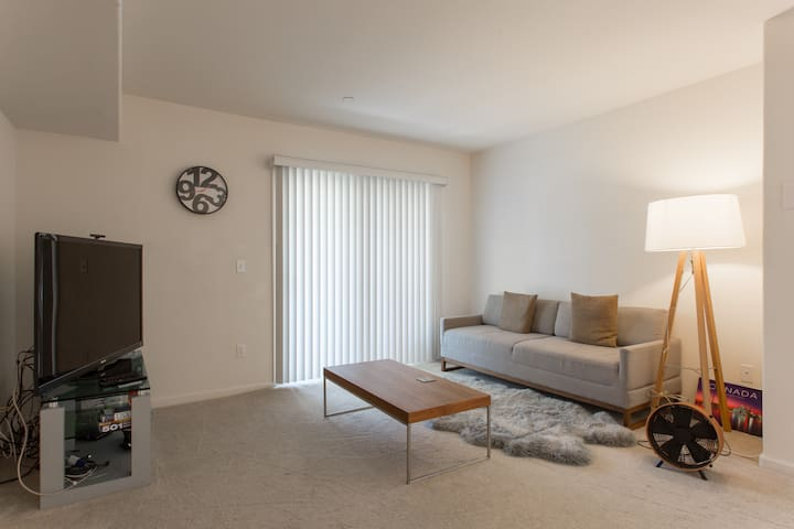 2 BR Silicon Valley Private Condo - San Jose - Daire