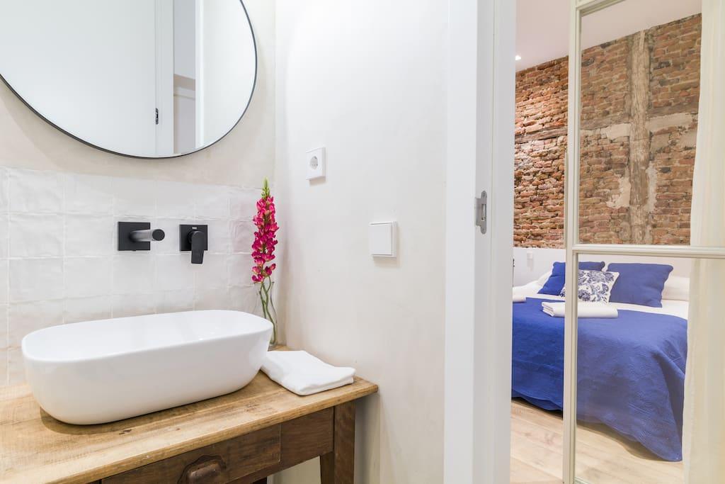 Baño / Dormitorio