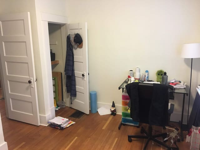 1 month sublet in Kitsilano!
