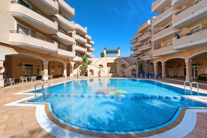 Charming and Comfortable 2 Bed Apartment Cabo Roig