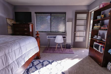 Room #1 Blissful retreat ★ Pets welcome ★ Balcony
