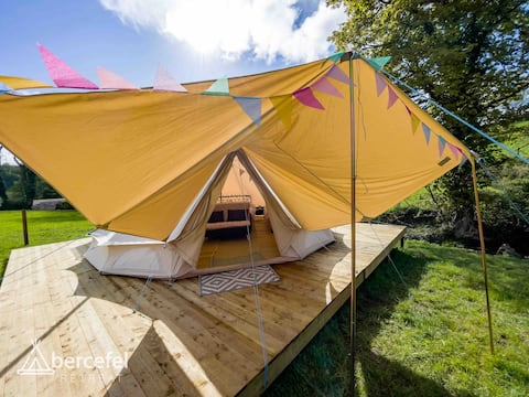 Welsh Countryside Tipi