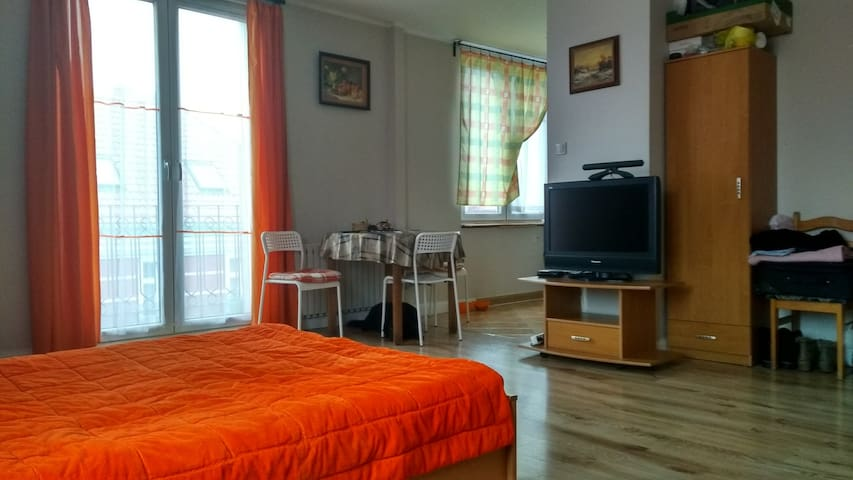 Entire Studio Apartment Mazury