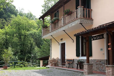 B&B La Lacia - Acqui Terme - Přírodní / eko chata