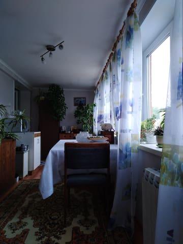 Уютная комната в центре Екатеринбурга