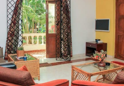 The Goan Holidays 2 bedroom Apartment