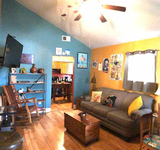 Spacious Private Bywater Home