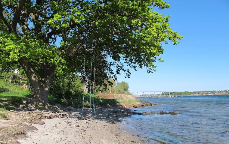 Dejlig bolig nær hav og centrum 2 - Svendborg - Pis