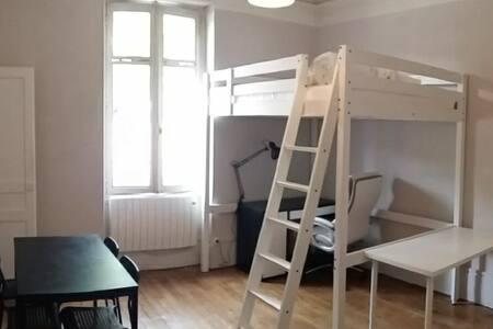 Appartement centre ville Dijon