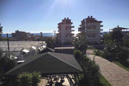 Apartment 300 meters to the sand-pebble beach