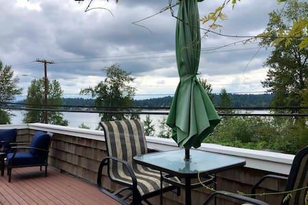 Panoramic Lake View Getaway 3bedroom/3 bath