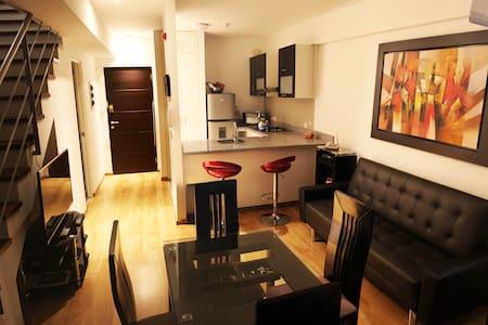 Casa-Apartamento Dúplex Exclusivo y Céntrico - Lince - Apartment