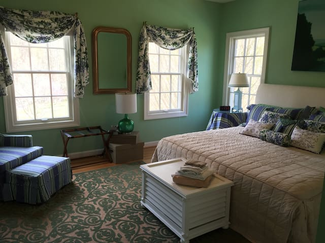 Comfortable room near DC - Great Falls - House