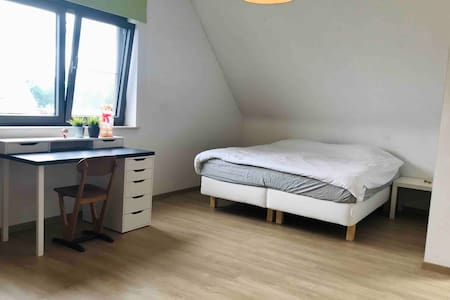 Lagom Cocoon Cozy top floor bedroom