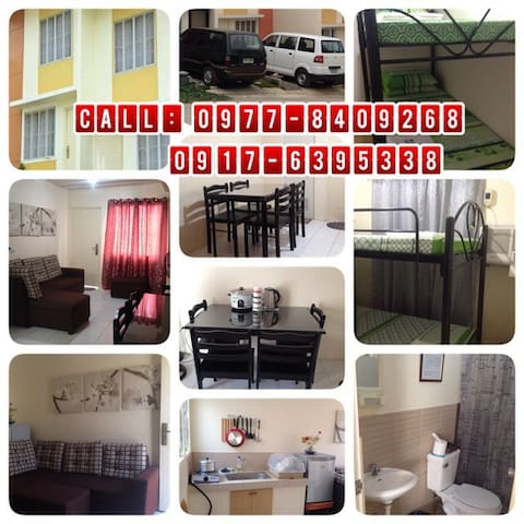 AFFORDABLE SUBIC TRANSIENT HOUSE - Subic - Apartment
