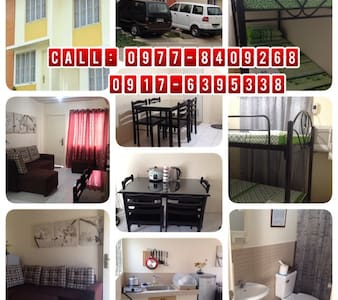 AFFORDABLE SUBIC TRANSIENT HOUSE - Subic - Daire
