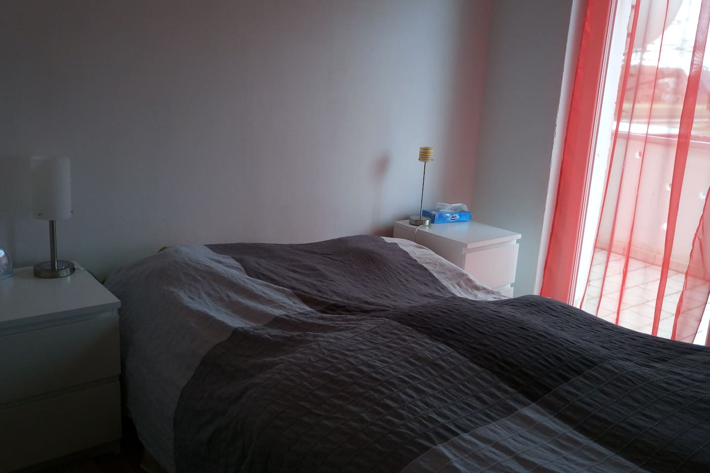Gemütliches Zimmer für zwei Personen