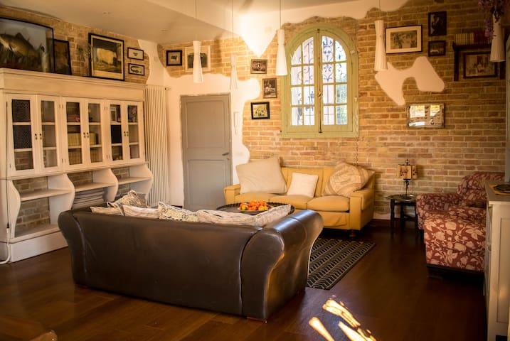 il Conventaccio - Mountain Cottage Rocca Sinibalda