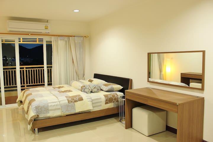 Baan Klang Hua Hin Condo - Hua Hin - Appartamento