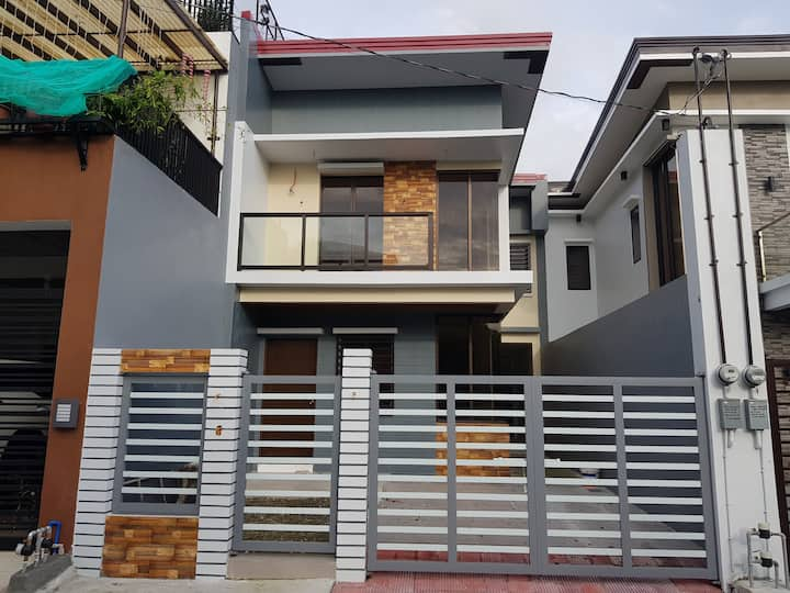 Two storey house, Ready for occupancy