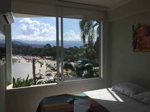 Mansão Tenório - Suíte 09 - Vista Mar - Superior