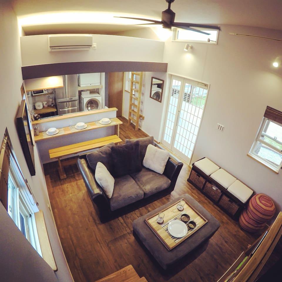 Experience Tiny House Comfort