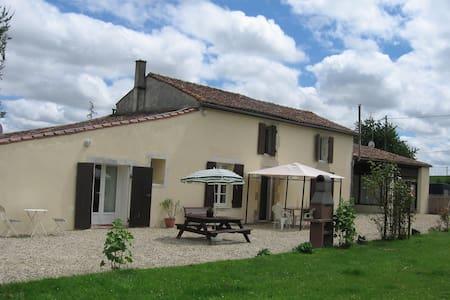 Chez Nua farmhouse - Aulnay