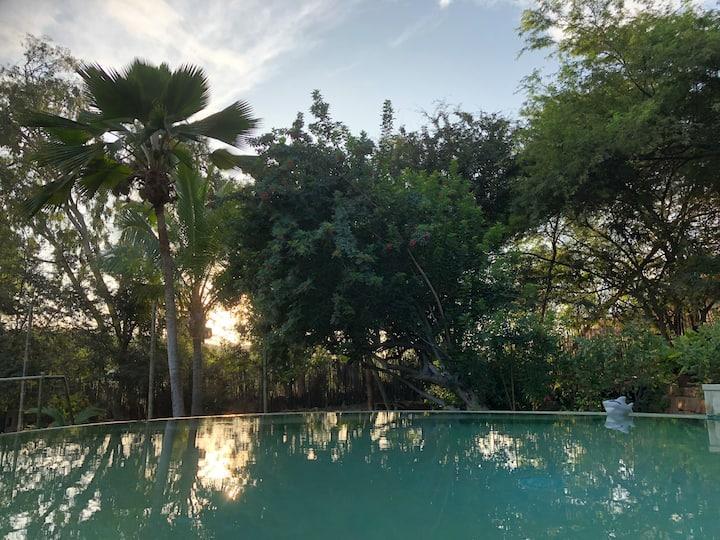CASA SURFINGBIRDS familia o amigos ubicación ideal
