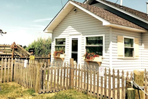 Cottage on Grassy Sound