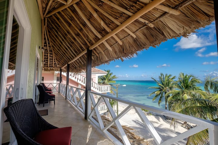 Ocean View Queen Suite #8 - The Palapa House