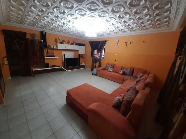 Belle Maison conviviale pour un séjour agréable