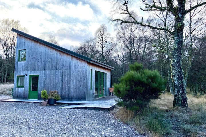 Betula Chalet – the very best of coast and country