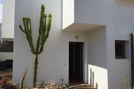 Casa con parcela en Rodalquilar - Hus