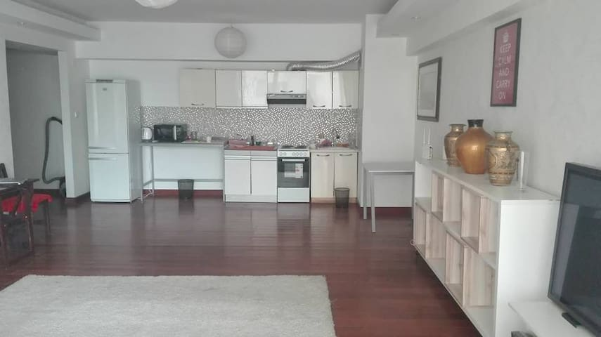 Quite and commodious apartment in the city centre - Ulaanbaatar - Wohnung