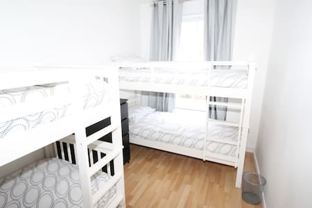 1 bed 4 shared lovely room CENTRAL LONDON III - ลอนดอน