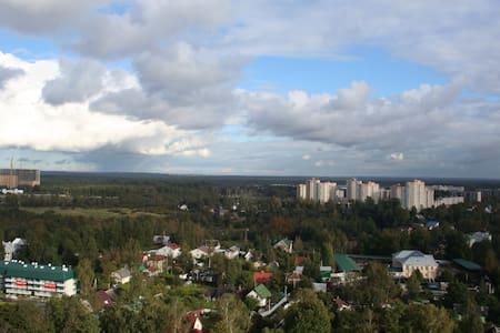 Двухместный Sky apartment - Новое Девяткино