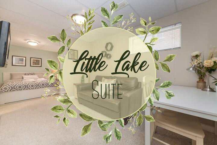 Little Lake Suite - Cozy Studio + POOL + SAUNA
