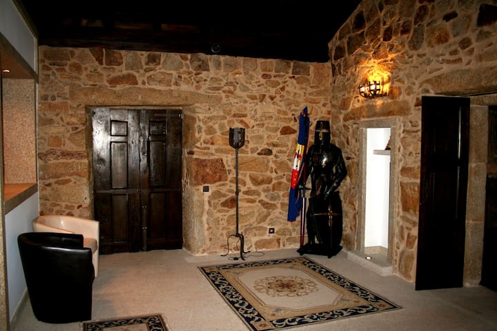 Medieval  Style  Mansion  With  SPA - Vila Real - Villa