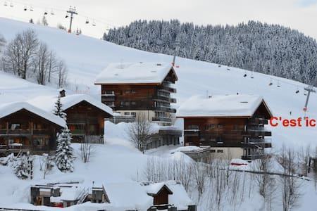 Appartement 3*NN 2pièces au Gd Bornand Chinaillon - Le Grand Bornand Chinaillon - Apartmen