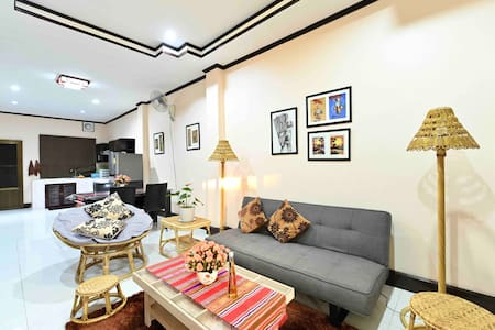 ♥Stylish 2Bed 2Bath Apartment near Mekong River♥