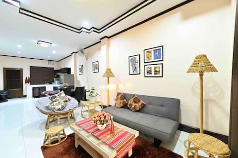 ♥Stylish 2Bed 2Bath Apartment near Mekong River♥