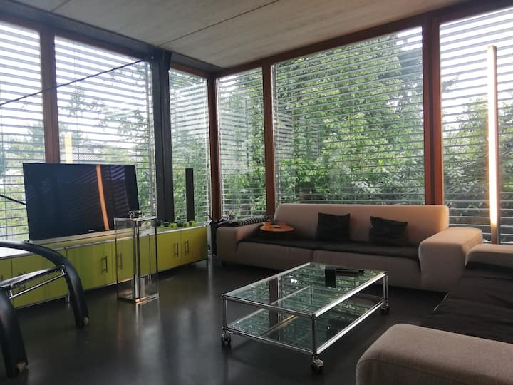 Stylish Loft-House near Zurich