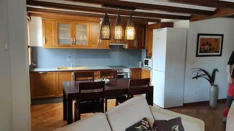 Apartamento 110 m² con 3 habitaciones, 2 baños