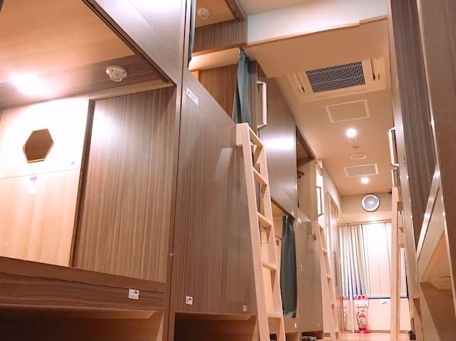Mixed Dormitory♪Near Ginza/Tokyo/Tsukiji♪_TP2