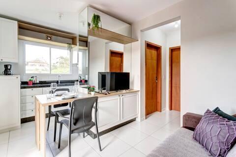 NOVO Apartamento a 400m do centrinho do Rosa