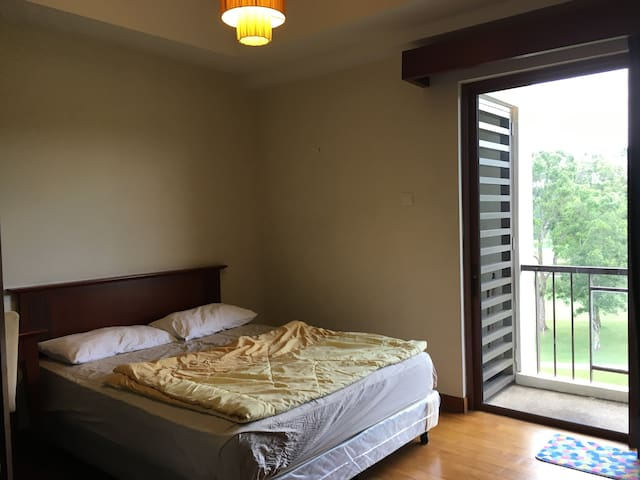Double Room w Golf Course View in Resort Apartment