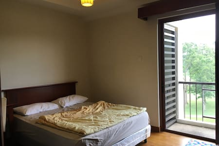 Double Room w Golf Course View in Resort Apartment - 公寓